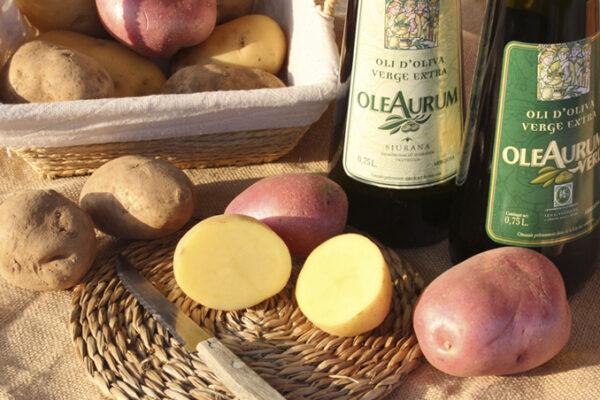 les patates i les seves varietats