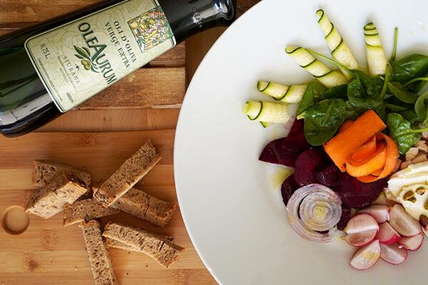 L'oli d'oliva, una font natural de vitamina E